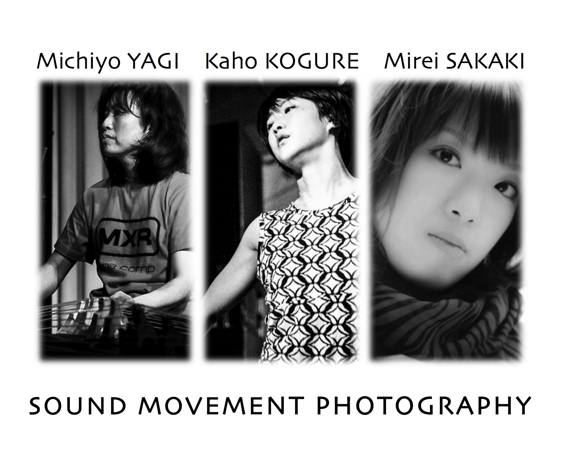 SOUND MOVEMENT PHOTOGRAPHY