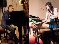 《照内央晴pf+松本ちはやperc Duo「哀しみさえも星となりて」CD発売1周年記念ライブ》