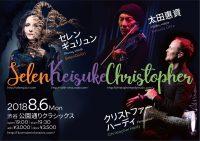 Selen Gülün & Keisuke Ohta & Christopher Hardy