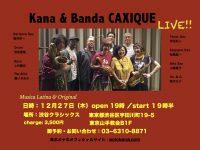 Kana & Banda Caxique