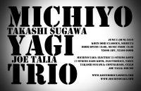 MICHIYO YAGI TRIO