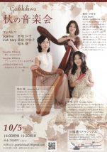 ゴシキヒワ 「秋の音楽会」