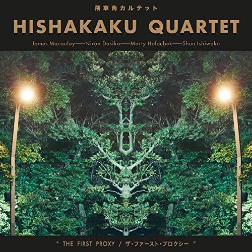 "Hishakaku Quartet "" The First Proxy""リリースライブ。"