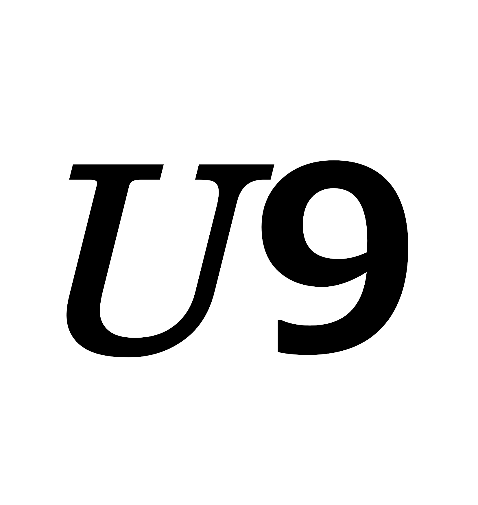高橋悠治&内橋和久『 U 9 』