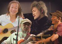 急遽延期のお知らせ!HISASHI & Tomohiro Special Session