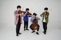 *期日未定公演延期のお知らせ!「INSPIRATIONAL MUSIC 東京」~LESS IS MORE String Quartet